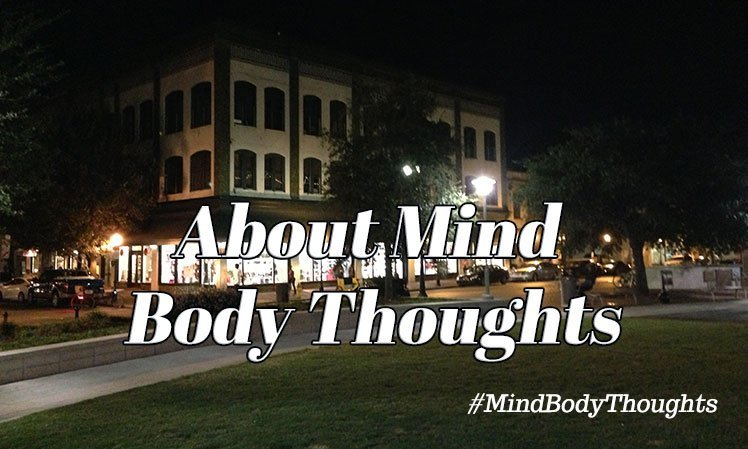 Mind Body Thoughts Purpose