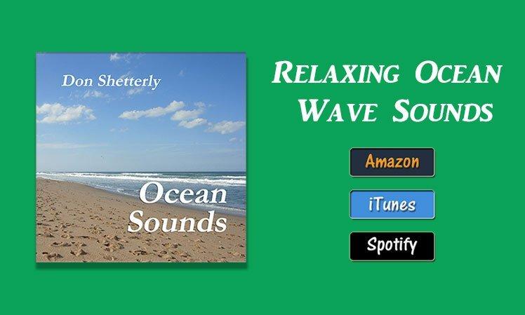 Relaxing Ocean Wave Sounds