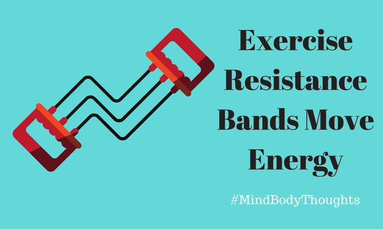 Exercise Resistance Bands Move Energy