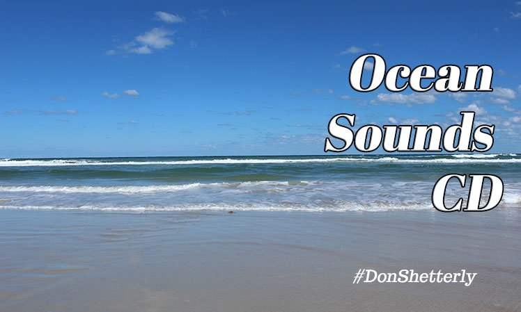 Ocean Sounds Are Relaxing