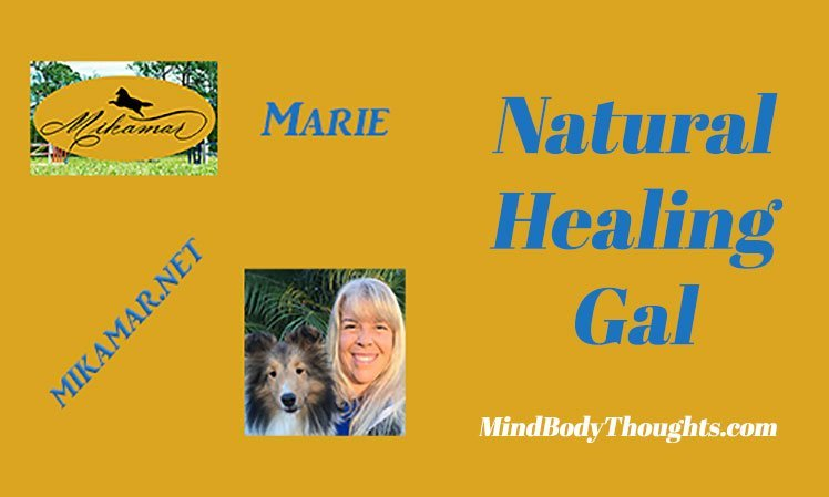 Marie Writes Natural Healing Gal