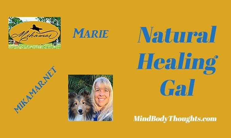 Marie Writes Natural Healing Gal