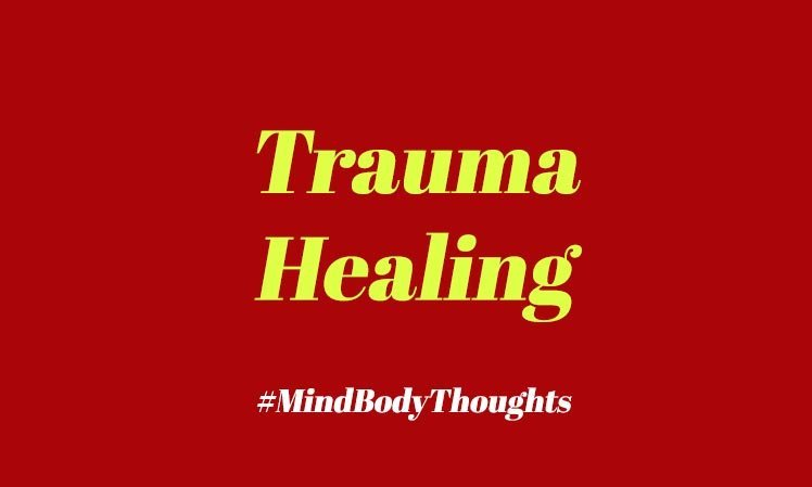 Trauma Healing Resources