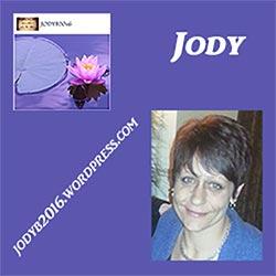 Guest Blogger Jody