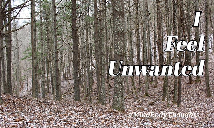 I Feel Unwanted