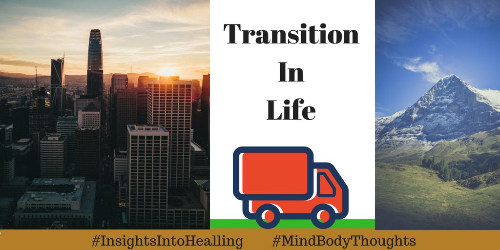 Transition In Life And What It Means