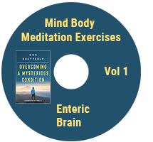 Mind Body Meditation Exercises Enteric Brain
