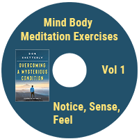 Mind Body Meditation Exercises Notice Sense Feel