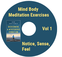 Mind Body Meditation Exercises Notice Sense Feel