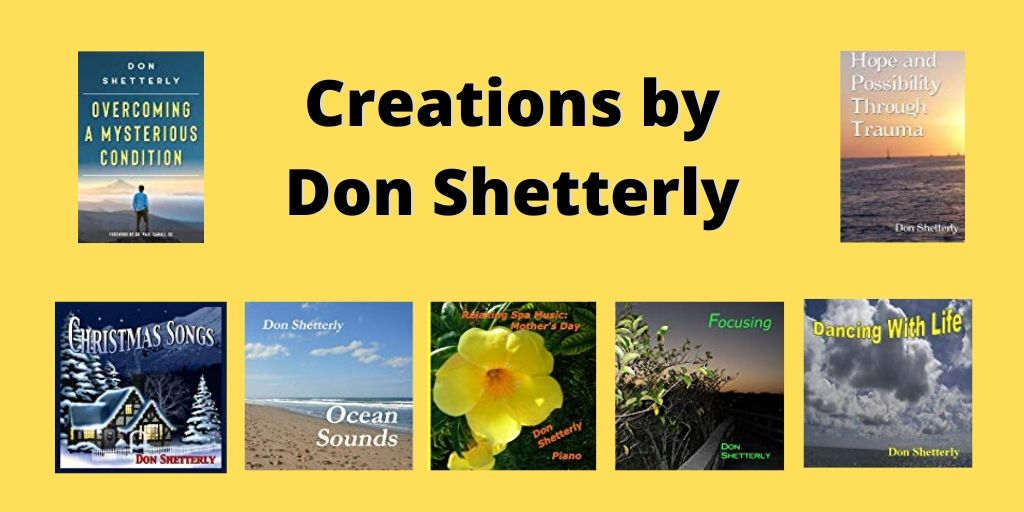 Creations By Don Shetterly