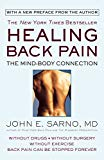 Healing Back Pain by Dr. John Sarno