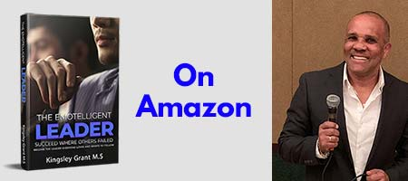 Kingsley Grant Emotelligent Leader Pruchase On Amazon