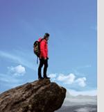The healing struggle climb